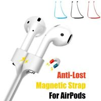 Anti-lost Magnetic Loop Strap String Rope For Apple AirPods Strap Connector FW