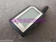 Nitro 2 Way LCD Pager Car Alarm Starter Transmitter Remote Fob