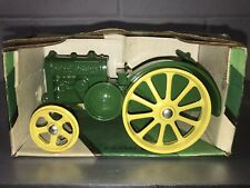 "1923 John Deere Tractor Model ""D"" Industrial Die Cast Toy ERTL 500"