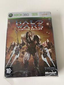 Halo Wars: Limited Edition (Xbox 360)PEGI 16+ Strategy:Combat Amazing Value(540)