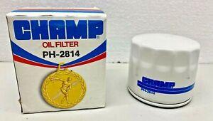 PH2814 Champ Engine Oil Filter NOS xref WIX # 51056