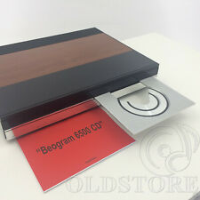 ►BANG & OLUFSEN BEOGRAM CD 6500◄LETTORE CD PLAYER CDM 4/11 TDA1541A VINTAGE B&O