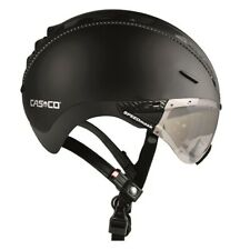 Casco - Roadster plus with Visor - Color: Black - Size: M (55 - 57 cm)