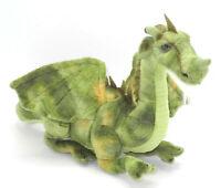Uni-Toys Neuware roter Drache grün 20cm hoch 42cm lang