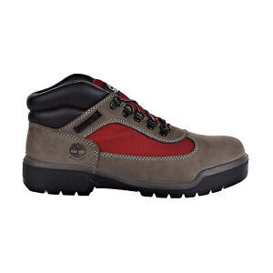 Timberland 6' Waterproof Men's Field Boots Grey TB0A1RDJ
