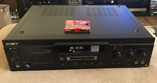 Sony Mds-Ja3Es Minidisc Recorder Player For repair + Sony 80 Elp
