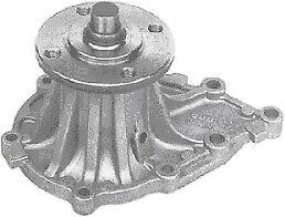 Protex Water Pump PWP3042 fits Toyota Cressida 3.0 i (MX83)