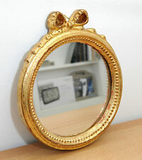 Specchi e cornici d 39 antiquariato ebay for Specchio rotondo antico