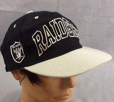 Los Angeles Raiders Vintage Hat Fitted 7.5 NFL American Needle 1990's LA Rap