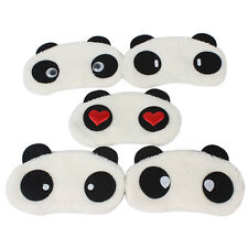 Funny Panda Sleeping Eye Cpap Mask Patch Blinder Travel Aid Rest Cover Eyepatch