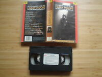 GARY MOORE & MIDNIGHT BLUES BAND An Evening Of SPAIN VHS-PAL 1989 ALBERT KING