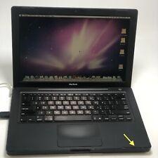 Vintage Apple MacBook MA701LL/A - 2GHz C2D / 2GB / NO HDD  *AS-IS*  MV1529
