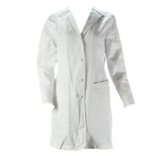 FIGS Women's White Premium Quality Lab Coat WL3000 Large $128 NWT