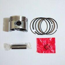 GY6 125cc engine piston and piston rings ATV piston ring coating (PVD)