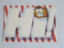 VINTAGE GARFIELD THE CAT POSTCARD.........................
