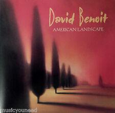 David Benoit - American Landscape (CD, 1997, GRP (USA)) GRD-9883 VG++ 9/10