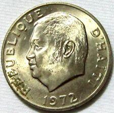 1972 Haiti 20 Centimes FAO UNC #3