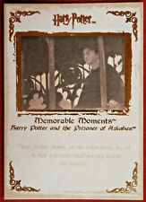 HARRY POTTER - MEMORABLE MOMENTS #1 - Card #40 - A TALENT FOR TROUBLE