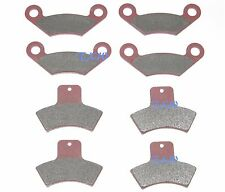 Manco Talon 260 300 ATV 2x4 4X4  8260 AGRITRAX  brake caliper pads set  LH260ATV
