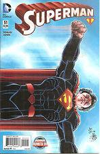 Superman #51  John Romita Jr. Variant Cover