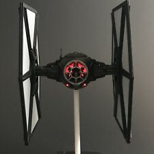 PRO BUILT First Order Tie Fighter F/O with FULL LIGHTING Prop Replica Star Wars