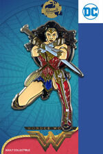 Wonder Woman de rodillas-exclusivo coleccionista Collectors pin metal-DC Comics