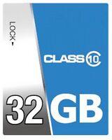 32 GB SDHC Class 10 Speicherkarte für Canon EOS 700D 600D Digitalkamera