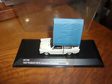 IST MODELS IST193/188 TRABANT 601S LIMOUSINE (CAMPING) 1980 1:43 DIE CAST TOY