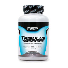 RSP Nutrition Tribulus Terrestris (120ct) Testosterone booster & sexual wellness