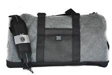 Herschel Supply Co Novel Duffel Bag in Raven/Black New w/ Tags