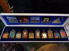 Boîte d'échantillons miniatures de parfums France