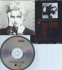 MADONNA-MADONNA-1982/1983-USA-SIRE RECORDS W2-23867-MATRIX: SRC-03-CD-MINT-