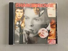 David Bowie ‎Changesbowie  Best Of Greatest Hits (Australian) CD – EX Condition