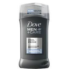 Dove Men + Care Invisible Solid Deodorant, Cool Fresh 3 oz