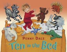 Ten in the Bed by Penny Dale (2007, Board Book)