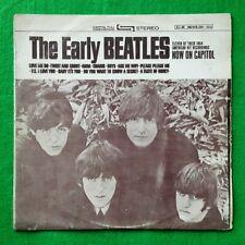 Beatles - The Early Beatles '69 korea vinyl lp Unique Brown Cover Vintage LP VG+