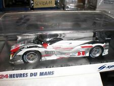 Spark 43LM12 - Audi R18 e-tron Quattro LM 2012 #1 - 1:43 Made in China