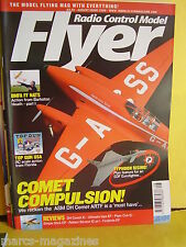 R C MODEL FLYER AUGUST 2006 TYPHOON EUROFIGHTER  PLAN GROSVENOR HOUSE ULTIMATE