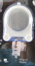 Pony Model Portable Mini Hifi Speaker Plug In Travel Size Lithium Battery NEW