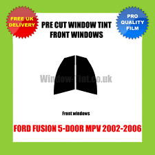 FORD FUSION 5-DOOR MPV 2002-2006 FRONT PRE CUT WINDOW TINT KIT