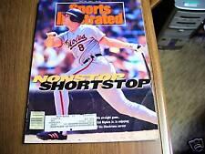 Sports Illustrated 1991 Cal Ripken Jr. Cover