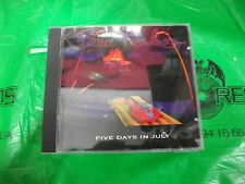 """Blue Rodeo – Five Days In July ' CD """" MINT 1993"""