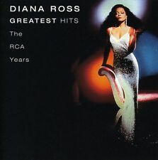 Greatest Hits-Rca Years - Diana Ross (1997, CD NIEUW)