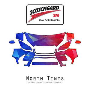 3M Scotchgard PreCut Paint Clear Bra Kit Film for Subaru Forester XT 2014-2018