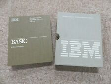 Microsoft IBM Personal Computer HARDWARE REFERENCE LIBRARY, BASIC-PC jr, 6024101