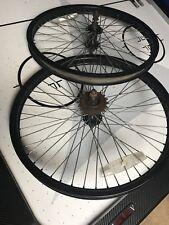 bike rims mongoose