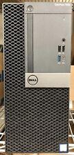 Dell Optiplex 7050 MT Intel i7-6700 3.4GHz 16Gb RAM 256Gb HD Win 7 Office Prof