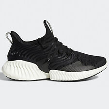 7f87737005be6 Mens Adidas Alphabounce Instinct Clima Black Running Athletic Shoes D97280  9-13