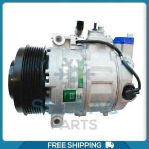 Brand New A/C Compressor & A/C Clutch For Mercedes-Benz