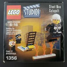 LEGO White 2x2 Tile with Studios Clapper Pattern 1349 1351